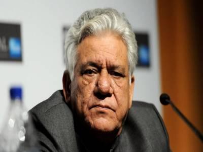 بھارتی فلم اسٹار اوم پوری 66 برس کی عمر میں انتقال کر گئے