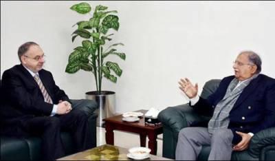 رومانیہ اور پاکستان کے درمیان کھیلوں کا معاہدے پر دستخط