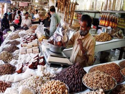 کراچی :خشک میوہ جات کی مانگ میں اضافہ