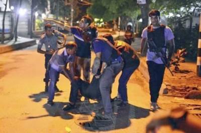 ڈھاکہ کے کیفے پر حملے کا منصوبہ ساز پولیس مقابلے میں ہلاک