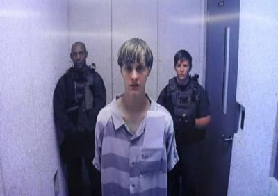 امریکی عدالت نے چرچ حملے کے مجرم کو سزائے موت سنادی
