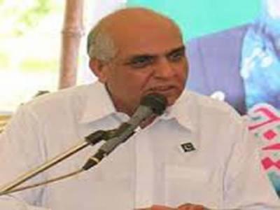 سابق ایم این اے چودھری نذیر احمد کا مختلف دیہاتوں کا دورہ