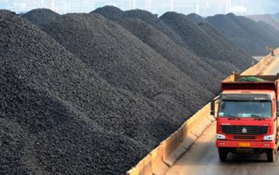 ساہیوال کول پاور پروجیکٹ کے لئے کوئلے کا جہاز کراچی کی بندرگاہ پہنچ گیا