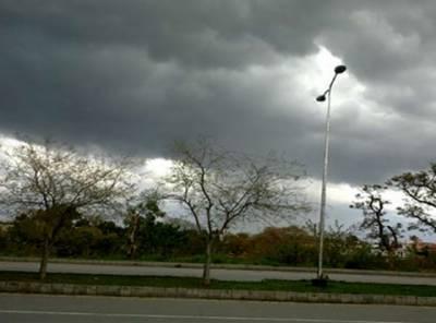 ہفتہ اور اتوار کے روز اسلام آباد راولپنڈی، گوجرانوالہ، لاہور، سرگودھا، فیصل آباد میں بارش کا امکان