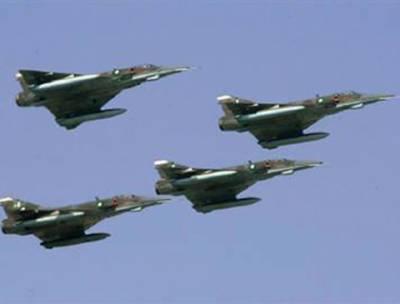پاک فضائیہ نے خیبرایجنسی میں دہشتگردوں کی اینٹ سے اینٹ بجادی