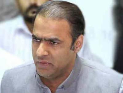 عمران خان جہانگیر ترین کے منشی ہیں, شرجیل میمن پاکستان کی دولت لوٹ کرلے گئے, بلاول ان سے حساب لیں: عابد شیر علی
