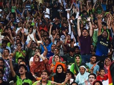 پاکستان سپر لیگ نے سٹیڈیم میں میچ دیکھنے والوں کو لکھ پتی بنا دیا
