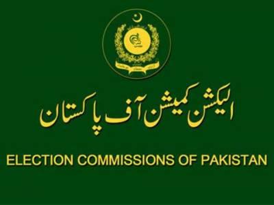الیکشن کمیشن: پاک سرزمین پارٹی کو قومی پرچم کو سیاسی طور پر استعمال کرنے سے روک دیا گیا