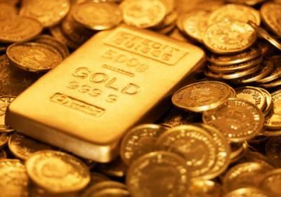 سونا 200 روپے کے اضافے سے 51 ہزار200 روپے تولہ ہوگیا
