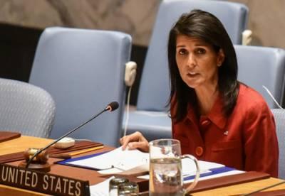 ایرانی مداخلت تنازع فلسطین سے زیادہ خطرناک ہے: امریکا