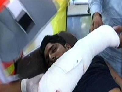 گوجرانوالہ ، فیکٹری میں کریکر دھماکے سے 3مزدور زخمی ،ہسپتال منتقل