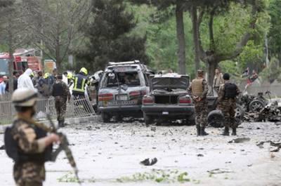 کابل میں نیٹو قافلے پر خودکش حملے میں 8افراد ہلاک،25سے زائد زخمی, مزید ہلاکتوں کا خدشہ