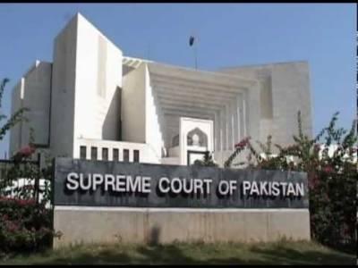 عمران خان نااہلی کیس:(ن)لیگی رہنمائوں کی میڈیا سے سماعت سے پہلےگفتگو پر چیف جسٹس برہم