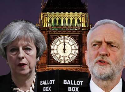 برطانیہ میں عام انتخابات, ملکی تاریخ میں تیسری بار قبل از وقت الیکشن ہورہے ہیں