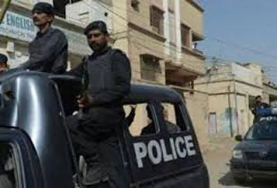 کراچی : پولیس اور رینجرز کی کارروائی، 20سے زائدگرفتار