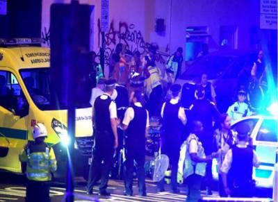 لندن: جنونی شخص نے نمازیوں پر وین چڑھادی، 2 جاں بحق،10سے زائد زخمی