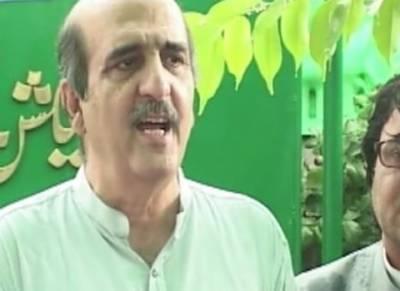 تحریک انصاف جس مقصد کیلئے بنائی گئی تھی اس سےہٹ چکی ہے: اکبر ایس بابر