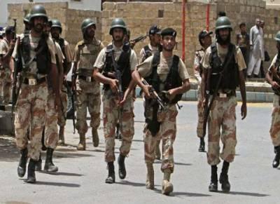 آپریشن ردالفساد جاری، 2 دہشت گردہلاک