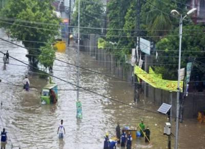 پنجاب میں بارش ، چھتیں،دیواریں گرنے سے 9 افراد جاں بحق، درجنوں زخمی