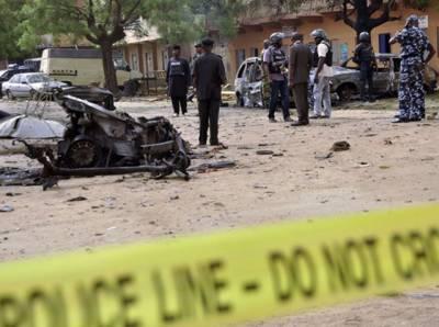 نائیجیریا کا شہر میڈوگوری ایک ہی روز میں ہونے والے پے درپے سات خودکش دھماکوں سے گونج اٹھا