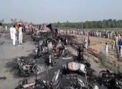 سانحہ احمد پور شرقیہ کے مزید 4 زخمی دم توڑ گئے