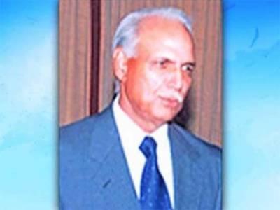 سابق چیئرمین نیب جنرل (ر) محمد امجد سے جے آئی ٹی کی دو گھنٹے پوچھ گچھ؛ وزیر اعظم ، انکی فیملی کی ٹیکس تفصیلات ایف بی آر کو ارسال