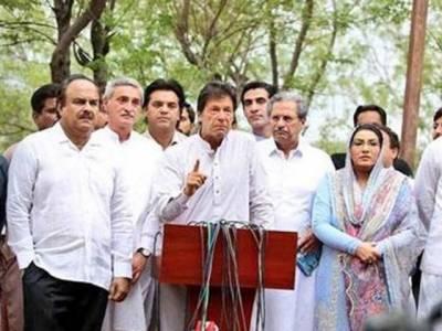 مسلم لیگ ن نے عدلیہ، فوج اور جے آئی ٹی کو متنازعہ بنانے کا فیصلہ کرلیا: عمران خان