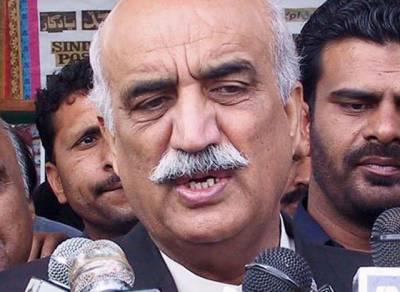 وزیراعظم نے پارلیمنٹ میں بھی کوئی ریکارڈ پیش نہیں کیا، حکمران صرف وقت لینے کی کوشش کررہے ہیں: خورشید شاہ