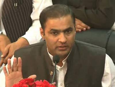 کرپشن اور جھوٹ عمران خان کے خمیر میں شامل ہے، عمران خان انتشارچاہتےہیں،ہم انتشارپھیلنےنہیں دیں گے: عابد شیر علی
