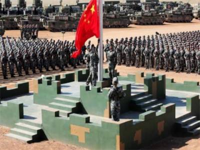 چین: پیپلز لبریشن آرمی کے90ویں یوم تاسیس پر فوجی پریڈ