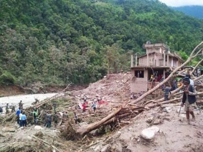 نیپال میں سیلاب اور لینڈ سلائیڈنگ سے مزید 115 افراد ہلاک، 38 لاپتہ