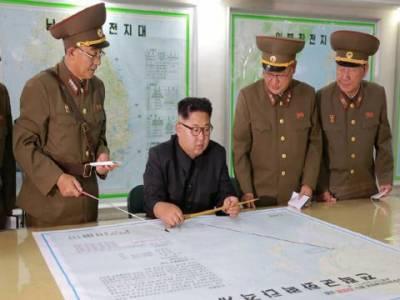 شمالی کوریا کا یوٹرن، امریکی جزیرے گوام پر حملے کا منصوبہ روک دیا