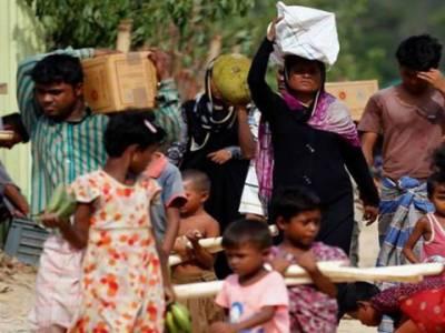 اقوام متحدہ کا روہنگیائی مسلمان مہاجرین کے ساتھ بھارتی رویے پر اظہار تشویش