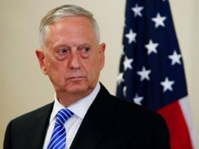 شمالی کوریا نے میزائل حملہ کیا تو مکمل جنگ ہوگی: امریکی وزیرِ دفاع