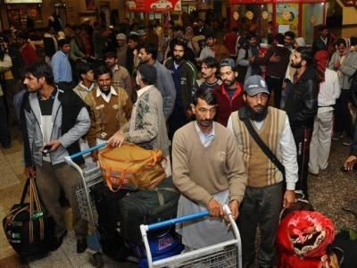 روزگار کیلئے عرب ممالک جانے والے پاکستانیوں کی تعداد میں کمی