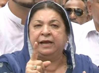 (ن) لیگ ہمیشہ دھاندلی کے ذریعے الیکشن جیتی، اس الیکشن میں انہیں لگ پتہ جائے گا:ڈاکٹر یاسمین راشد