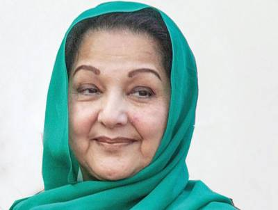 بیگم کلثوم نواز کے این اے 120 لاہور کے ضمنی انتخابات میں کاغذات نامزدگی کی منظوری کا فیصلہ الیکشن ٹربیونل میں چیلنج