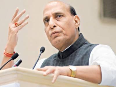 وزیر اعظم نریندر مودی نے کشمیر سے متعلق دل کو چھولینے والا بیان دیاہے:راجناتھ سنگھ