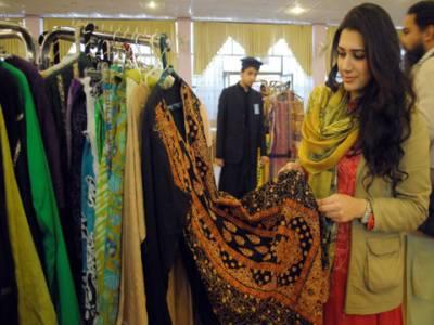 ملبوسات کی مانگ بڑھ گئی ، برآمدات میں 6 فیصد اضافہ
