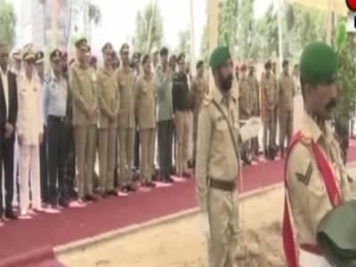 کراچی:پاکستانی مدر ٹریسا ڈاکٹر رتھ فاؤ سرکاری اعزاز کے ساتھ سپرد خاک