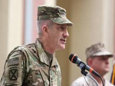 طالبان سے امن مذاکرات میں افغانستان کی کامیابی ہے :جنرل نکلسن
