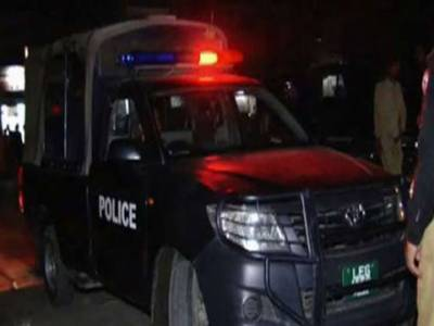 لاہور:پولیس کا سرچ آپریشن 15 مشتبہ افراد گرفتار