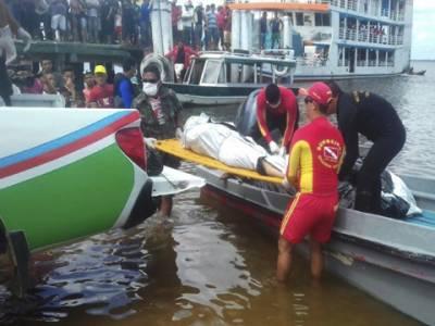 برازیل میں کشتی الٹنے سے 18افراد ہلاک،درجنوں لاپتہ
