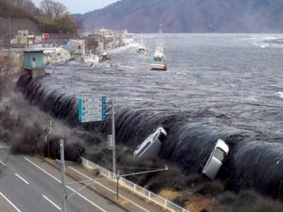 امریکا میں شدید سمندری طوفان ،تیز ترین ہوائیں،سیلاب کا خطرہ