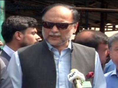 سپریم کورٹ کے فیصلے کی پاکستانی قوم کوقیمت 14 ارب ڈالر ادا کرنی پڑی ہے:وزیر داخلہ احسن اقبال