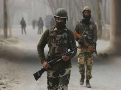 مقبوضہ کشمیر :عسکریت پسندوں کا پولیس لائنز پر حملہ، 3 بھارتی فوجی ہلاک، 6 پولیس اہلکار زخمی