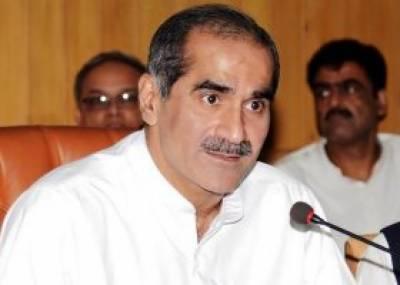 عمران خان مہرہ ہے، اس کو سیاست کی الف ب بھی نہیں آتی :سعد رفیق