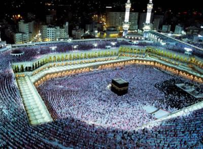 دنیا بھر سے 14 لاکھ عازمین حج ارض مقدس پہنچ چکے ہیں :سعودی حکام
