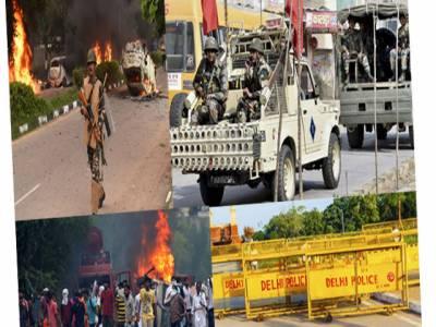 گرمیت رام کی گرفتاری کیخلاف فسادات دیگر علاقوں تک پھیل گئے، ہلاکتیں 33 ہوگئیں، 2 آشرم سیل