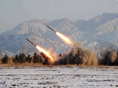 شمالی کوریا کا ایٹمی پروگرام، جنوبی کوریا کی مشقیں شروع